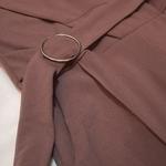 Pant Suit *Brown