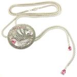 Paradise Bird 3D Necklace
