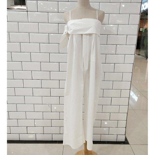KJS51977016 Yellow Jumpsuit
