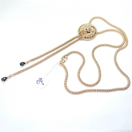 Madussa Necklace *Rosegold