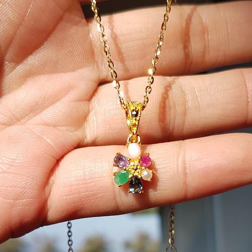 Florinda Pendant *18Carat Gold