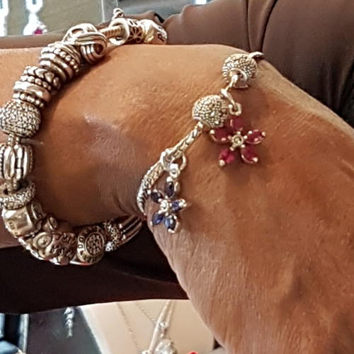 Bloom Collection - Bracelet Natural Citrine