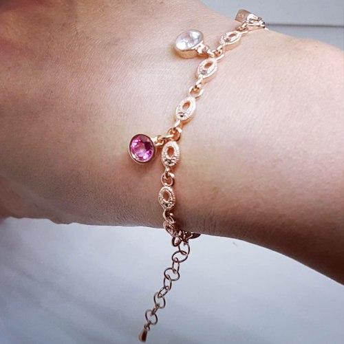 Topaz Charmers *Bracelet