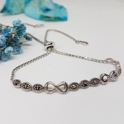 MS Infinity Bracelet