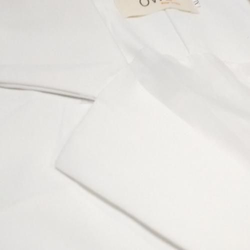 Ivory Long Vest