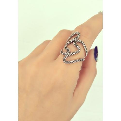 D.Spiral Ring