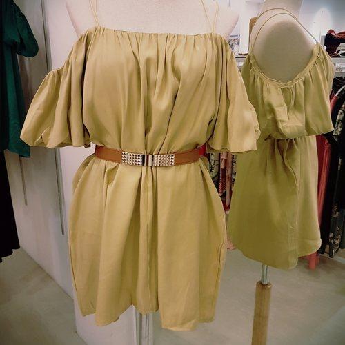 Satin Doll Dress