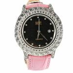 Calf Leather Watch HW134B