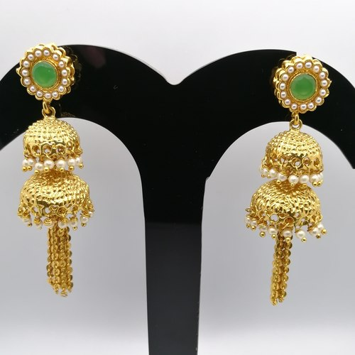 Golden Temple Jhumki
