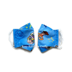 Exclusive Handmade 3D Origami Masks Disneys Woody Buzz S 4-7 years old