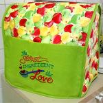 Handmade Kitchenaid Mixer Cover