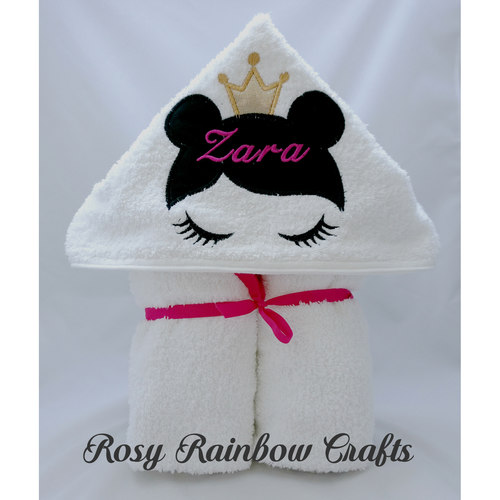 Exclusive Customs Made To Order Hooded Towels Baby & Kids