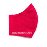 Exclusive Handmade 3D Original Masks Bright Rose XL- MenAdults