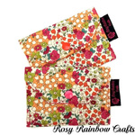 Exclusive Handmade CardCoins Case In Floral Prints