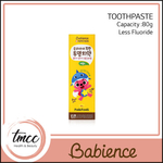 Babience PinkFong Toothpaste (Stage 2) 80g - Less Flouride