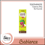 Babience PinkFong Toothpaste Stage 1 80g - NO Flouride
