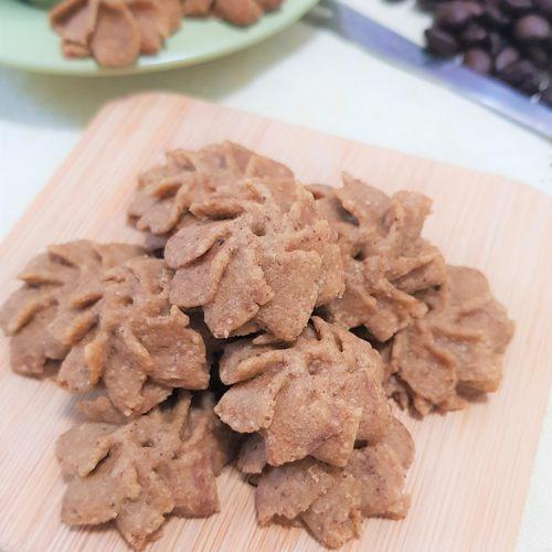 Kopi Gao Siew Dai Butter Cookies