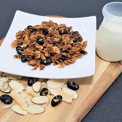 Coconutty Granola