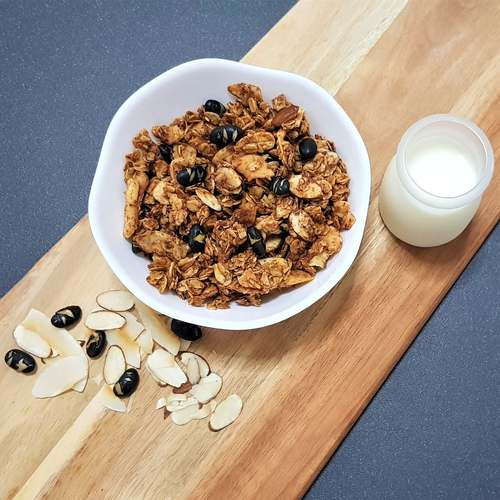 Coconutty Granola