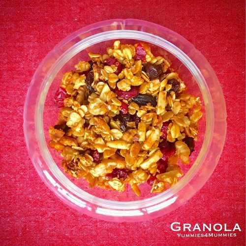 Yummies Granola UPSIZE (400g)