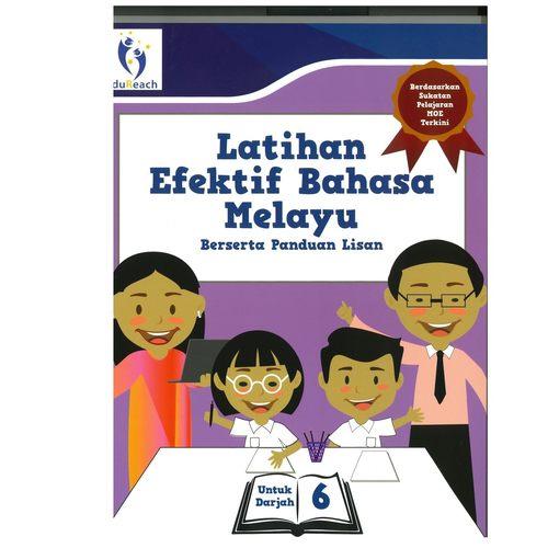 Latihan Efektif Bahasa Melayu Darjah 6
