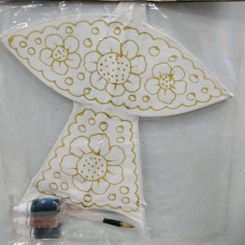 Wau Batik Frame - 14