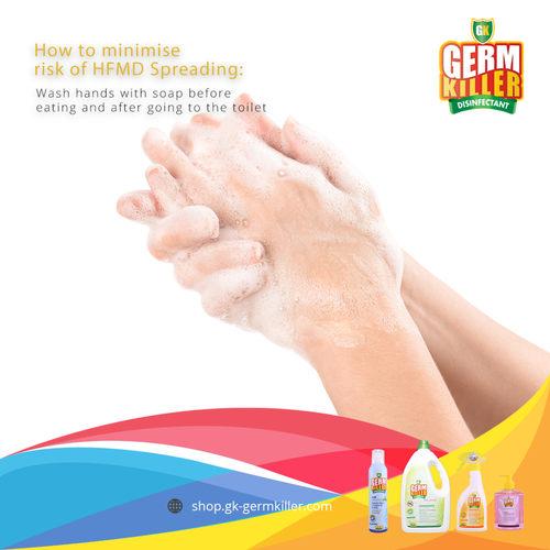GK Anti-Bacterial Hand Soap Citrus 5L