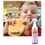 GK Hand Sanitiser Water-BasedBaby Powder Frag. 250ml