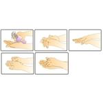 GK Hand Sanitiser™ (Water-Based)(Baby Powder Frag.) 250ml