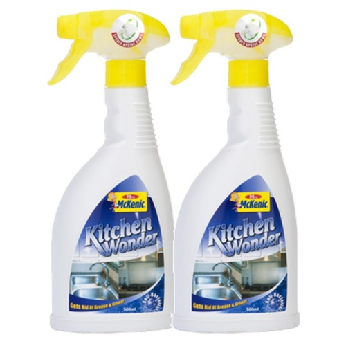 Twin Pack: Kitchen Wonder™ 500ml x 2