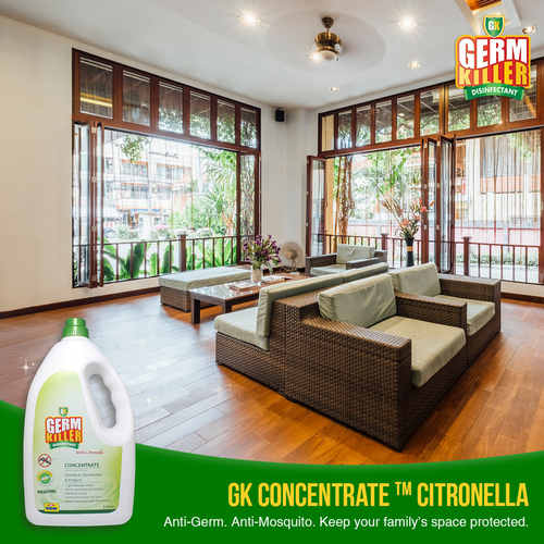 GK Concentrate Citronella 500ml