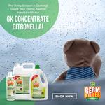 GK Concentrate Citronella 5L
