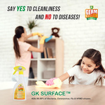 GK Surface  Floral 500ml
