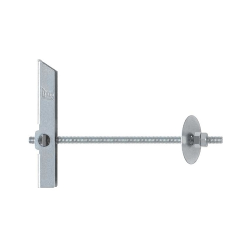 INDEX GRAVITY TOGGLE FOR FIXING LIGHTWEIGHT IN CEILINGS WITH THREADED BAR M6 Ø16