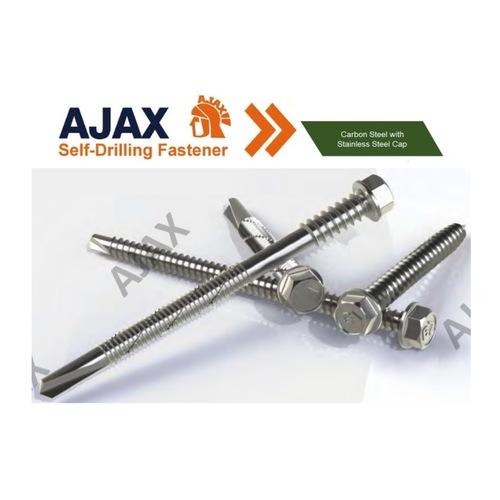 AJAX Stainless Steel Cap Self-Drilling Screw
