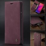 RGMS Flip Cover for Mi K20, Mi K20 Pro  (Red, Magnetic Case)