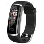 LONGET Smart Watch M4 Bluetooth Smart Bracelet  (Red Strap, Size : Free Size)