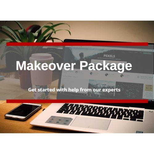 Makeover my site