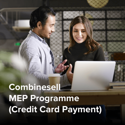 Combinesell MEP Programme Credit Card Payment