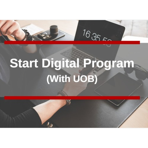 Start Digital Program (with UOB)