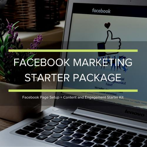 Facebook Marketing Starter Package