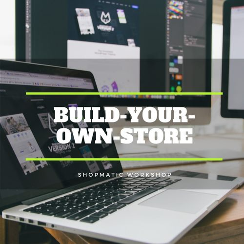 [WORKSHOP] Build Your Own Store