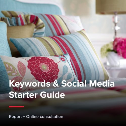 Keywords & Social Media Starter Guide - Home & Living