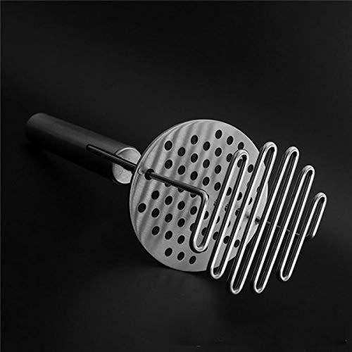 Stainless Steel Hand Masher Mash for DalVegetablePotatoBaby Foodpav bhaji