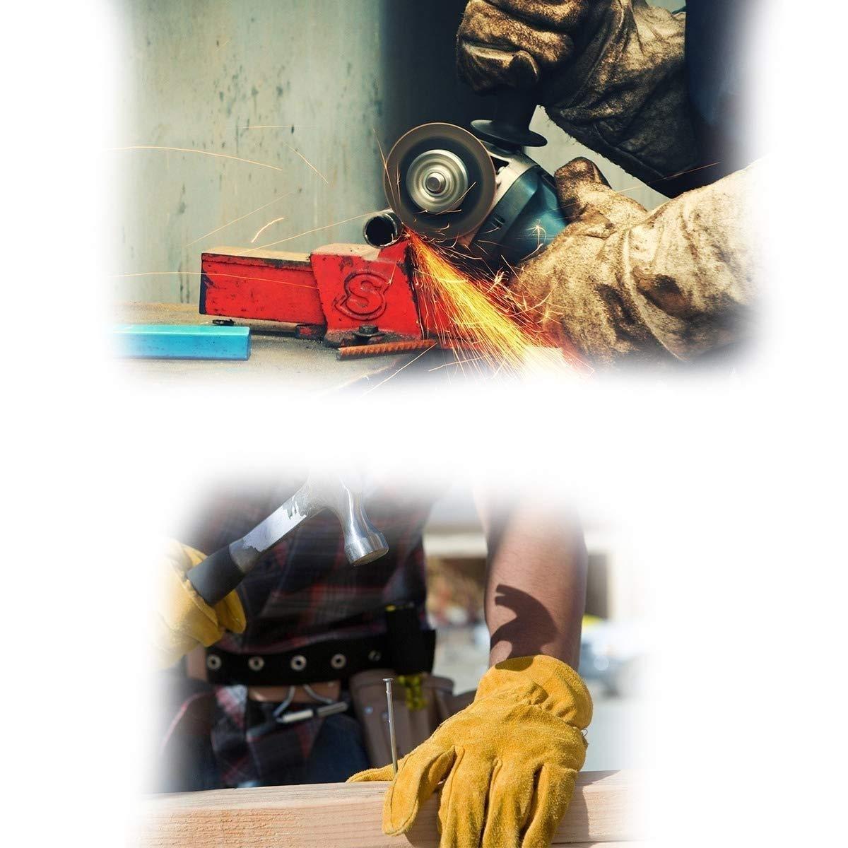 Protective Durable Heat Resistant Welding Gloves