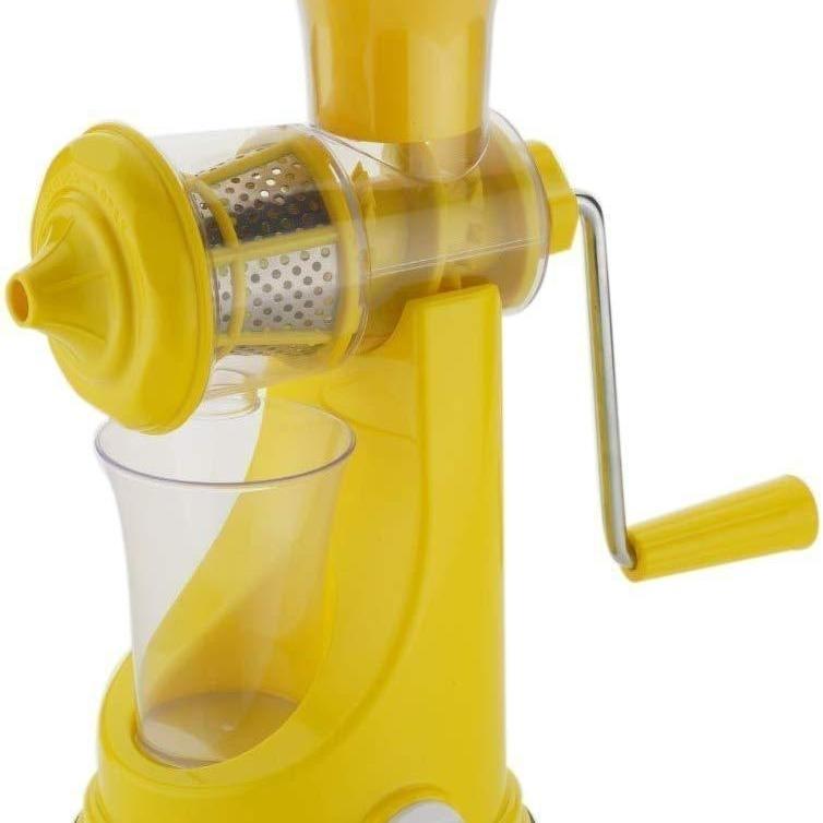 Royal Juicer Manual Juicer for Fruits  Multi Color
