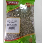 NATURE'S CHOICE PREMIUM QUALITY GREEN MOONG DAL WHOLE 1KG
