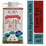 Koita Premium Organic Low-Fat Milk 1 x 200ml