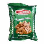 NUTTY NUTS  PREMIUM QUALITY ROASTED AND SALTED PISTACHIOS WITH SHELL 400G