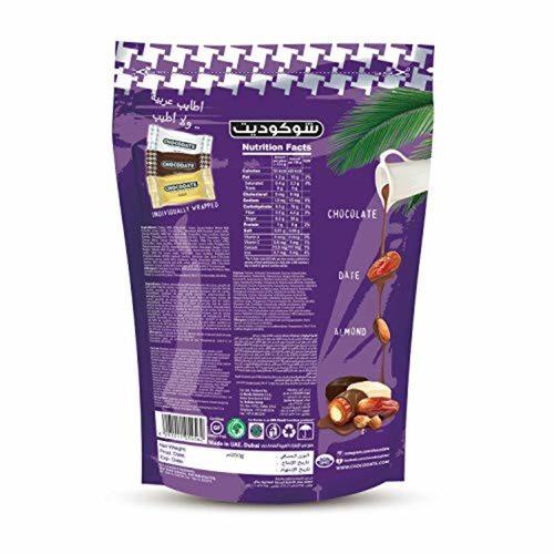 Chocodate Assortment of 3 type of Chocodates White Dark And Milk Chocodate with Almond 100GM